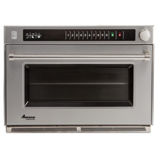 Amana Heavy Volume 2200W Programmable Commercial Microwave (AMSO22)