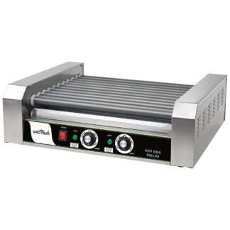 Winco Spectrum 30-Dog Hot Dog Roller Grill (EHDG11R)
