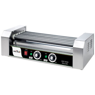 Winco Spectrum 12-Dog Hot Dog Roller (EHDG5R)