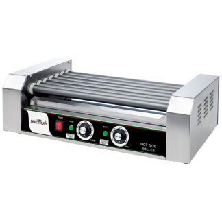 Winco Spectrum 18-Dog Hot Dog Roller Grill (EHDG7R)