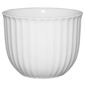 Magnum 5 oz. Custard Cup, White Ceramic (MAG4007)