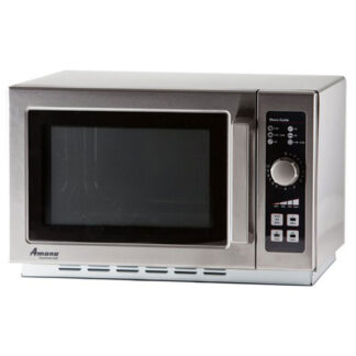 Amana Medium Volume 1000W Commercial Microwave (RCS10DSE)