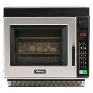 Amana Heavy Volume 1700W Programmable Commercial Microwave (RC17S2)