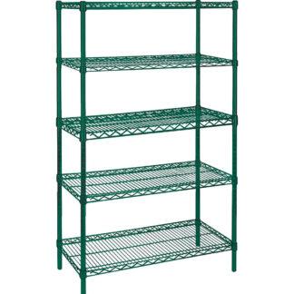 Reliant Heavy-Duty Epoxy Wire Shelves (WSE)