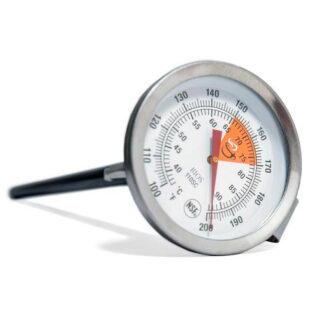 "BIOS Cappuccino Thermometer, 8"" Stem (110SC)"