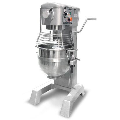 Omcan 30-Quart Baking Mixer with Guard (20442)