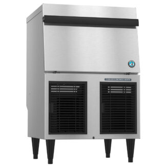Hoshizaki 332 lb Flaker Icemaker, Air-cooled, Built-In Storage Bin (F330BAJ)