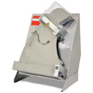 "Omcan Automatic Electric Pizza Moulder, 15.75"" Roller (13177)"