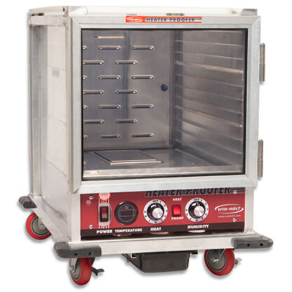 Win-Holt Heater Proofer, Non-Insulated, Under Counter (NHPL1810HH)