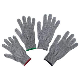 Winco Anti-Microbial Cut Resistant Gloves (GCRA)