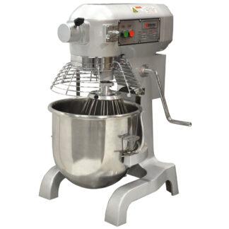 Omcan 20-Quart Baking Mixer with Guard (20441)