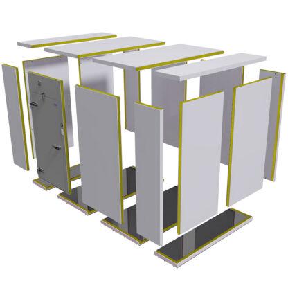 Norbec Custom Pre-Fabricated Walk-Ins ()