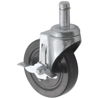 Winco Wire Shelving Caster with Brake (VCCTB)